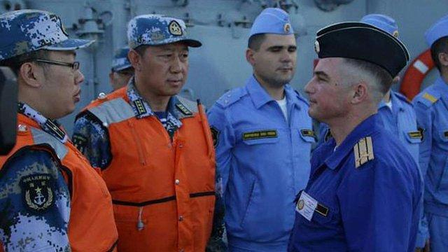 Росія і Китай вирішили «повоювати» у Середземному морі