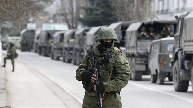 Росія зосередила на кордоні з Україною 50 тис. військових, – Генштаб ЗСУ