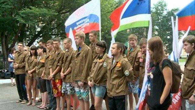 Російський уряд залучив студентів до будівництва космодрому «Восточный»