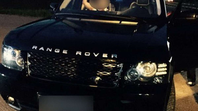 У Стрию працівники ДАІ затримали викрадений у Києві Land Rover
