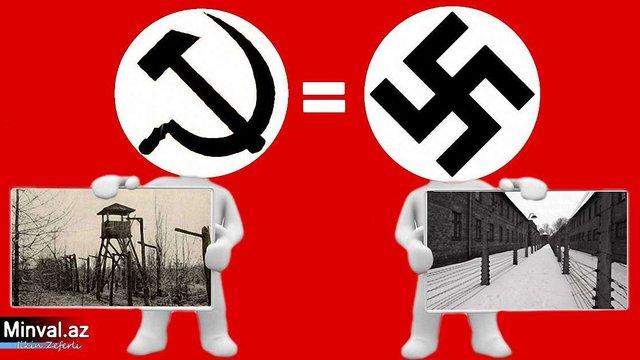 Порівняння СРСР з нацистською Німеччиною може стати кримінально караним у Росії