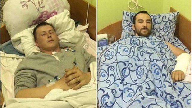 Затримані на Луганщині російські військові дали свідчення (відео)
