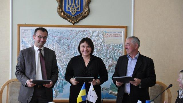 На Івано-Франківщині бізнес співпрацює з громадами