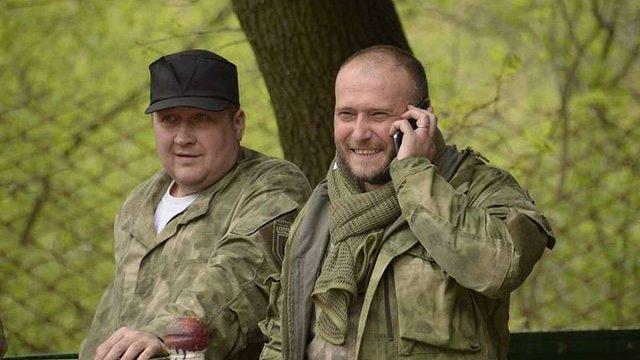 ДУК «Правий сектор» і батальйон «ОУН» домовилися про спільні дії