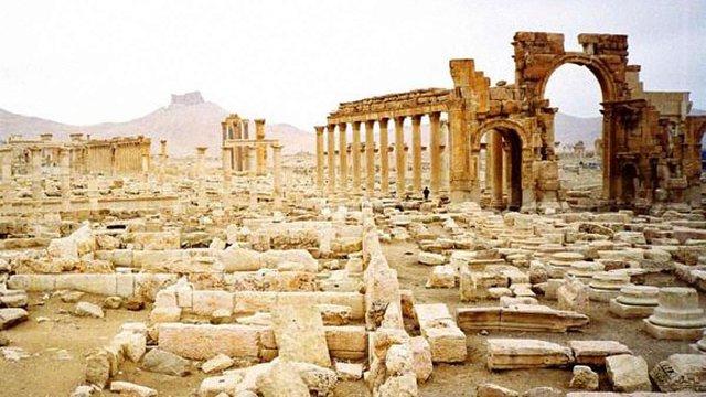 Бойовики «Ісламської держави» захопили античне місто Пальміру