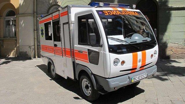 Центр екстреної меддопомоги у Львові купив GPS-пристрої для «швидких»