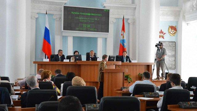 Кримська «влада» призупинила видачу землі «Нічним вовкам» у Севастополі