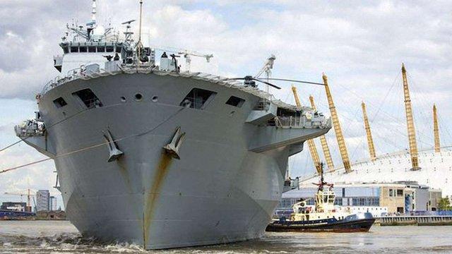 НАТО починає масштабні військові навчання у Балтійському морі