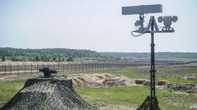 Журналістам показали частину готового проекту «Стіна» у Чернігівській області