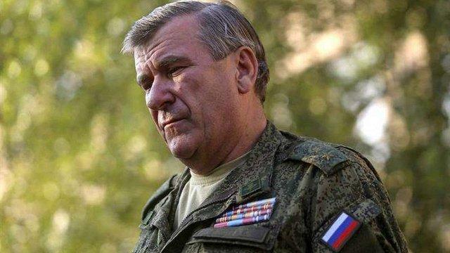 Біля Горлівки під обстріл потрапив автомобіль з російським генералом