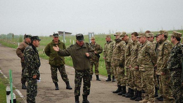 На Яворівському полігоні пройшли навчання військові прокурори