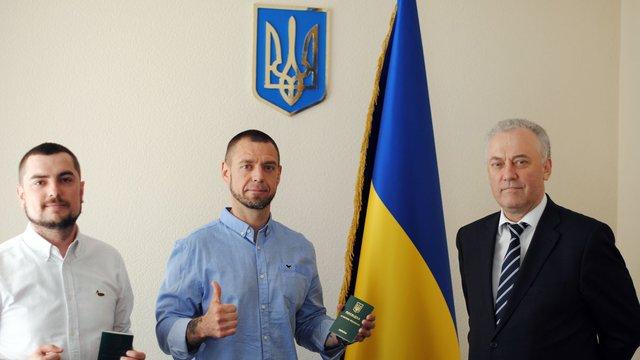 Екс-лідер гурту «Ляпіс Трубецкой» отримав право на постійне проживання в Україні