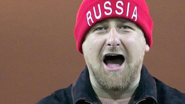 Кадиров повідомив про свою участь у бойовику