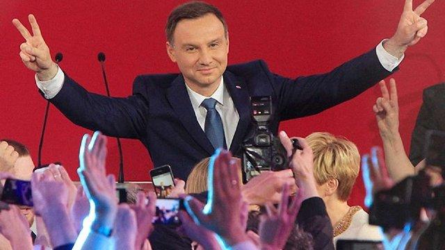 Анджей Дуда офіційно переміг на президентських виборах у Польщі