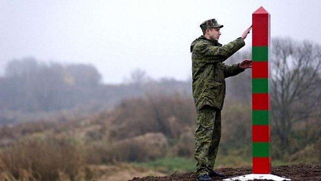На кордоні з Україною Росія викопала 100 км ровів