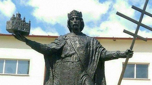 У Гданську відкрили пам'ятник Володимиру Великому