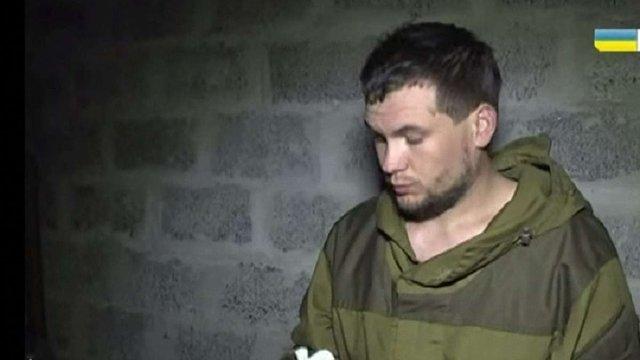 «Правий сектор» взяв у полон командира підрозділу бойовиків ДНР (відео)