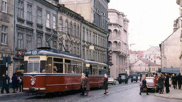 «Львівелектротранс» покаже історичні трамваї