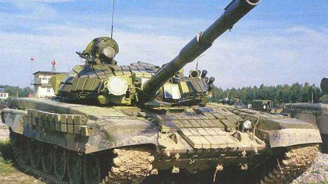 Під Донецьком СММ ОБСЄ зафіксувала 11 танків Т-72 бойовиків