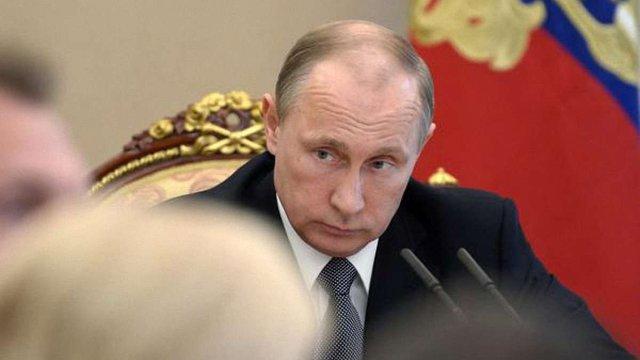 Путін своїм указом засекретив втрати російської армії