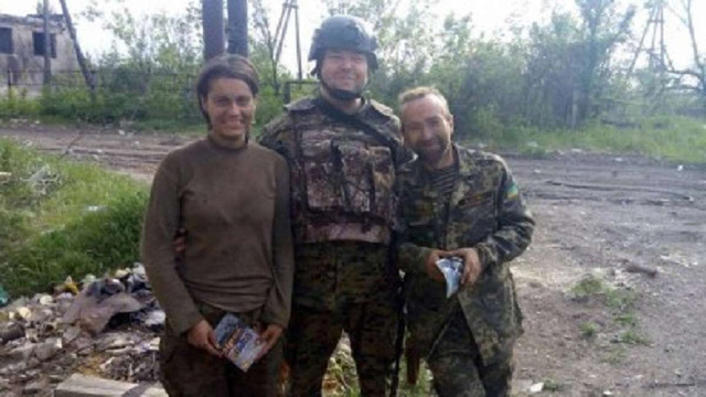 25-річна дівчина-медик із Дрогобича втратила обидві ноги у зоні АТО
