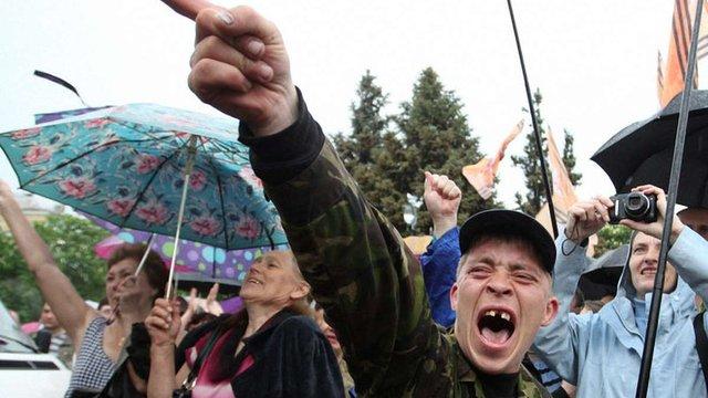 В ЛНР бойовики підняли бунт проти російських найманців