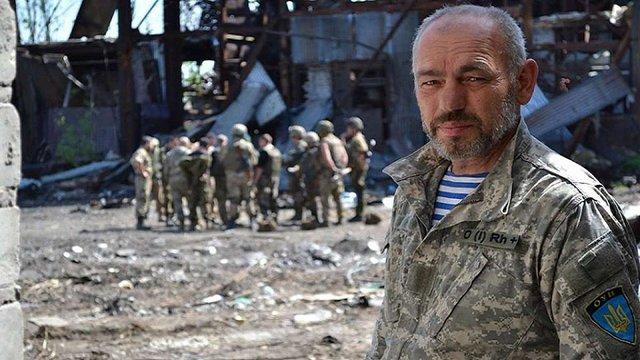 На Донбасі загинув заступник голови Львівської крайової організації НРУ Василь Кіндрацький