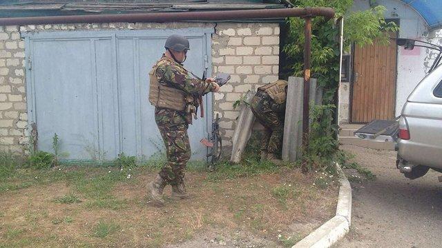 У Станиці Луганській бойовики планували підірвати мирних жителів