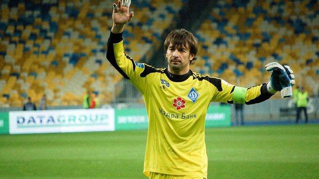 Олександр Шовковський залишається з «Динамо» ще на один сезон