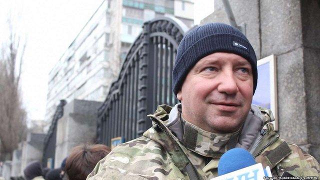 Генпрокуратура звинуватила Мельничука у зникненні партії автоматів АК