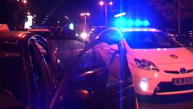 У Києві відбулася автомобільна погоня зі стріляниною