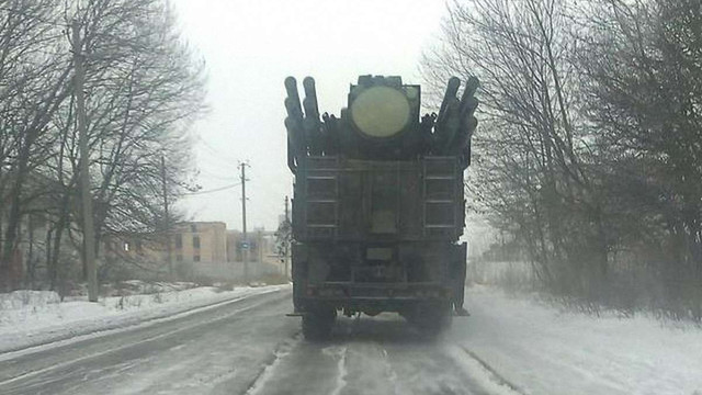 Іноземні журналісти оприлюднили ще один доказ присутності армії РФ у Луганську