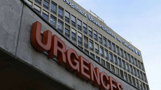 Держсекретар США потрапив до лікарні у Швейцарії
