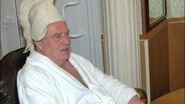 Жириновський хоче стати імператором «Новоросії»
