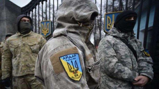 Батальйон «Айдар» звинуватили у захопленні хлібзаводу на Луганщині
