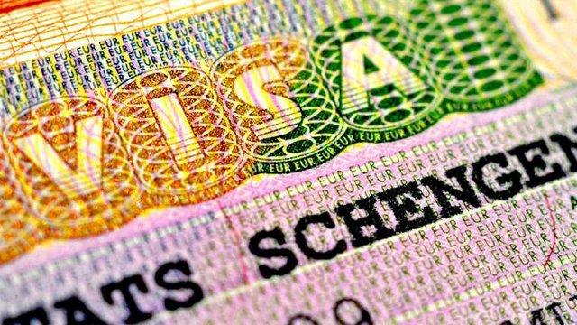 З 23 червня для отримання шенгенської візи братимуть відбитки пальців