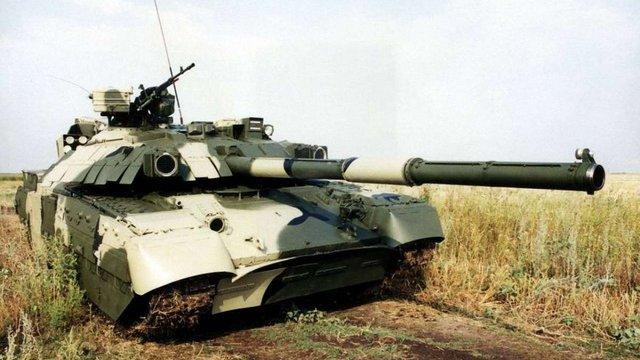 Україна продала Таїланду п'ять танків «Оплот»