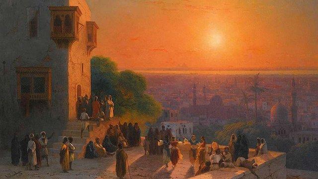 Аукціон Sotheby's  зняв картину Айвазовського з торгів
