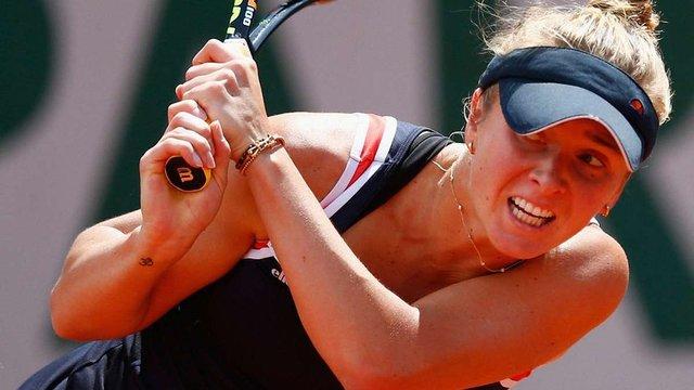 Еліна Світоліна поступилась сьомій ракетці світу у чвертьфіналі Roland Garros
