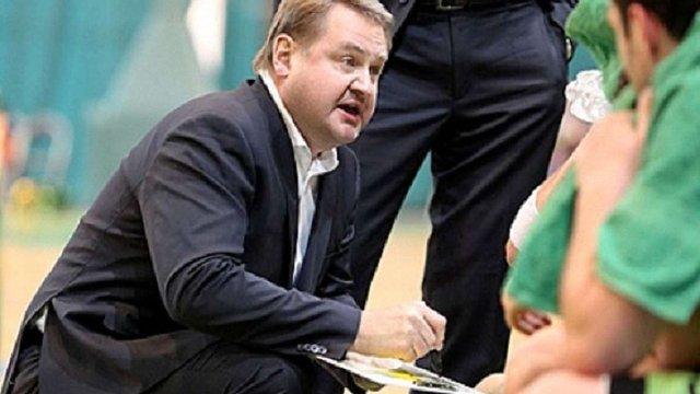Новим наставником збірної України з баскетболу стане екс-тренер «Говерли»