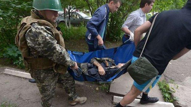 Очевидці говорять про дуже серйозні втрати з боку бойовиків
