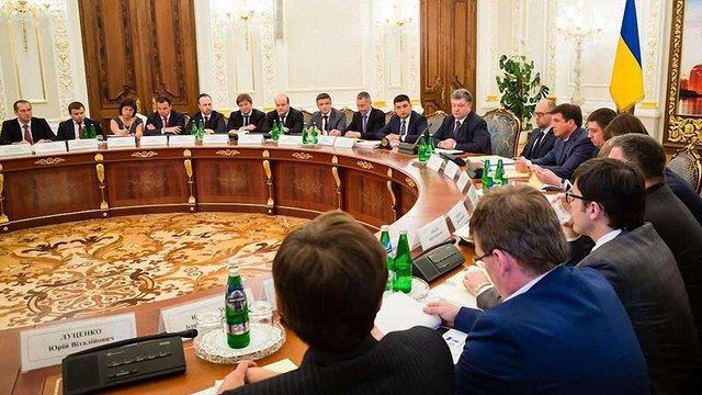 Президент доручив виконати усі заходи для отримання безвізового режиму з ЄС до 17 серпня
