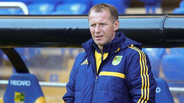 Харківський «Металіст» звільнив головного тренера