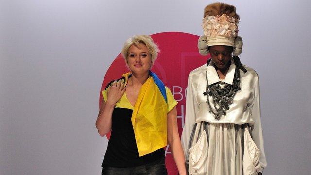 Українська дизайнерка  представила колекцію на Strasbourg Fashion Days