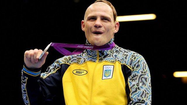 Український боксер Денис Беринчик перейшов у професійний бокс