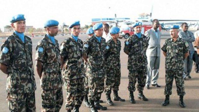 ВР дозволила перебування іноземних збройних сил на території України