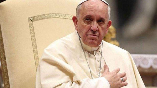 Папа Римський зустрінеться з Володимиром Путіним