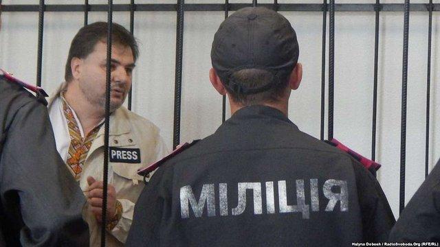 Через конфлікт у залі суду розгляд справи Руслана Коцаби перенесли на 30 червня