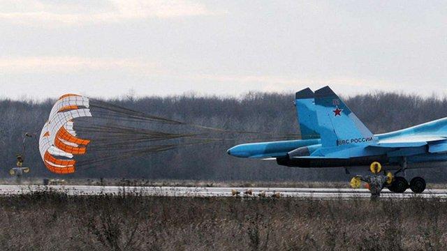 У Росії впродовж дня розбилися два бомбардувальники