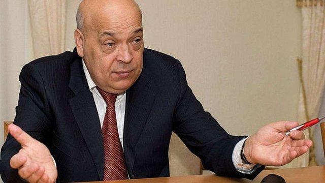 Москаль припинив подачу води на окуповану територію Луганщини